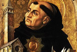 st thomas aquinas believe that we can know god through reason Through the use of natural reason we can logically conclude in the existence of  god  prove historical events, and yet by reason we know they have occurred.